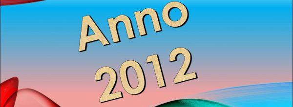 Risultati Anno 2012
