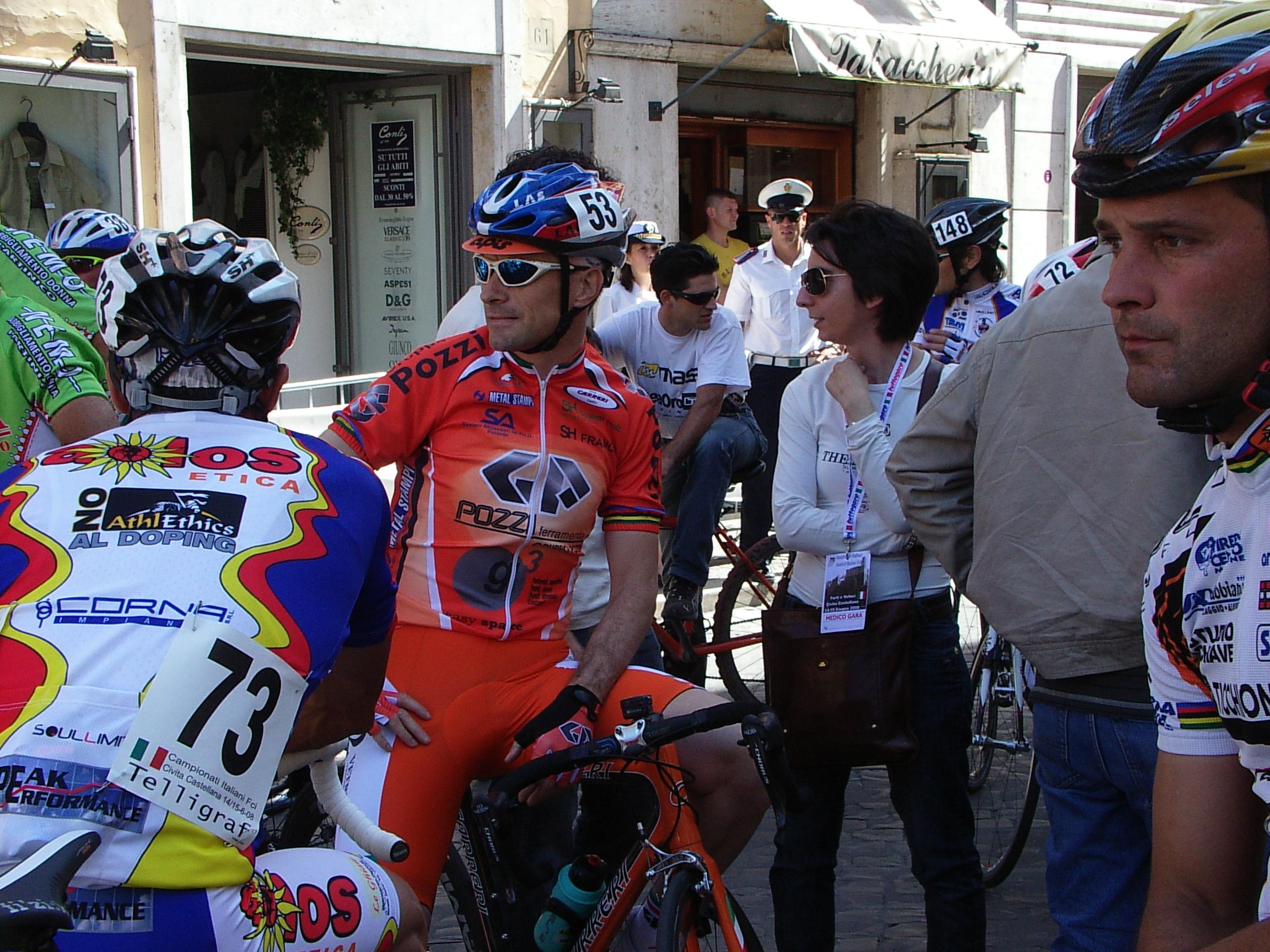 Campionato Italiano Strada 2008
