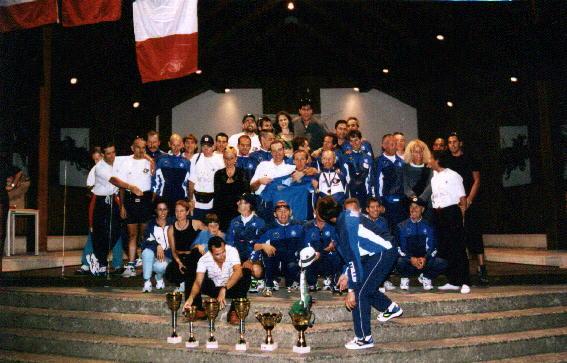 Campionato Europeo 1999