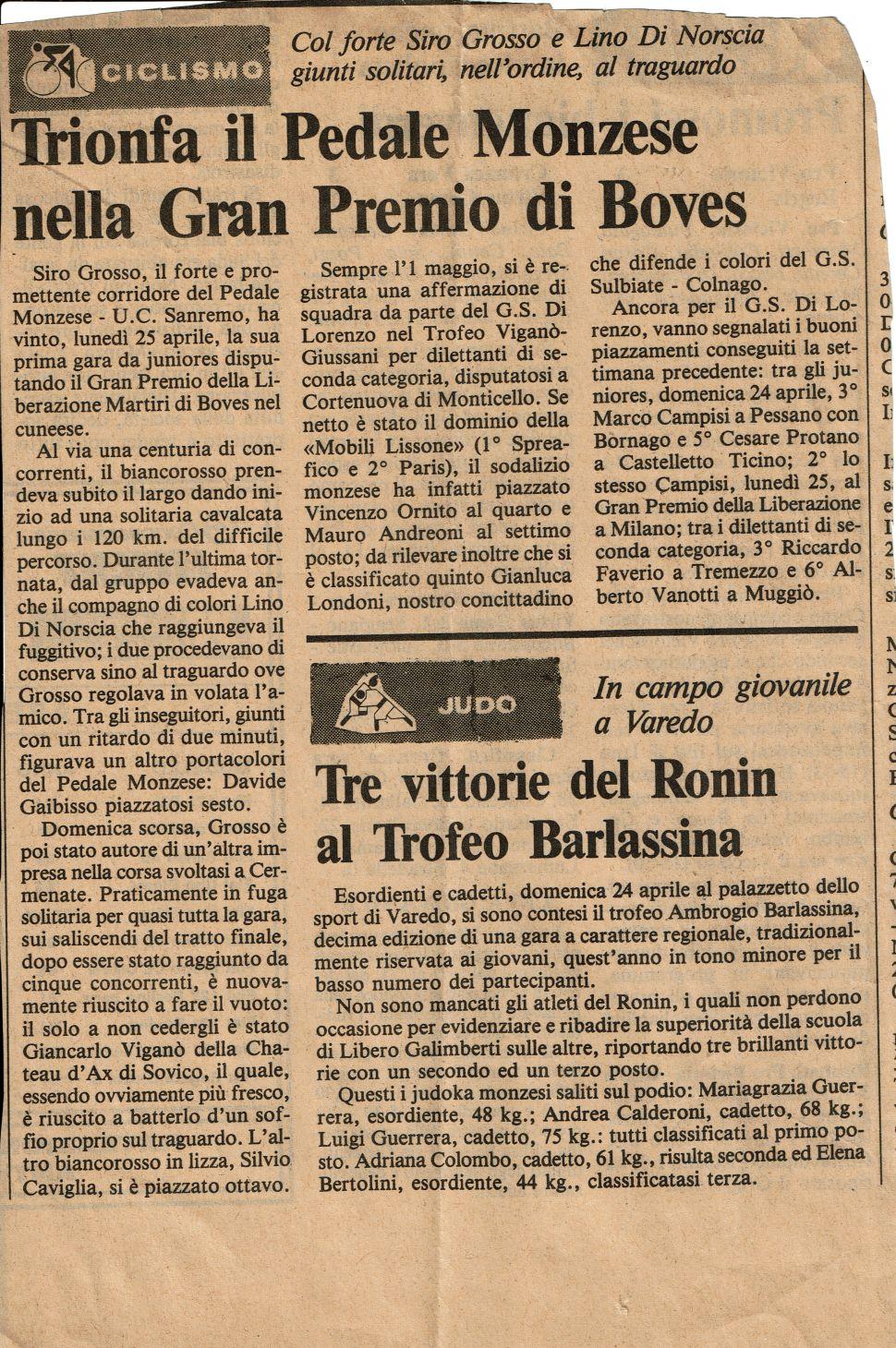 1 14 Maggio 1990