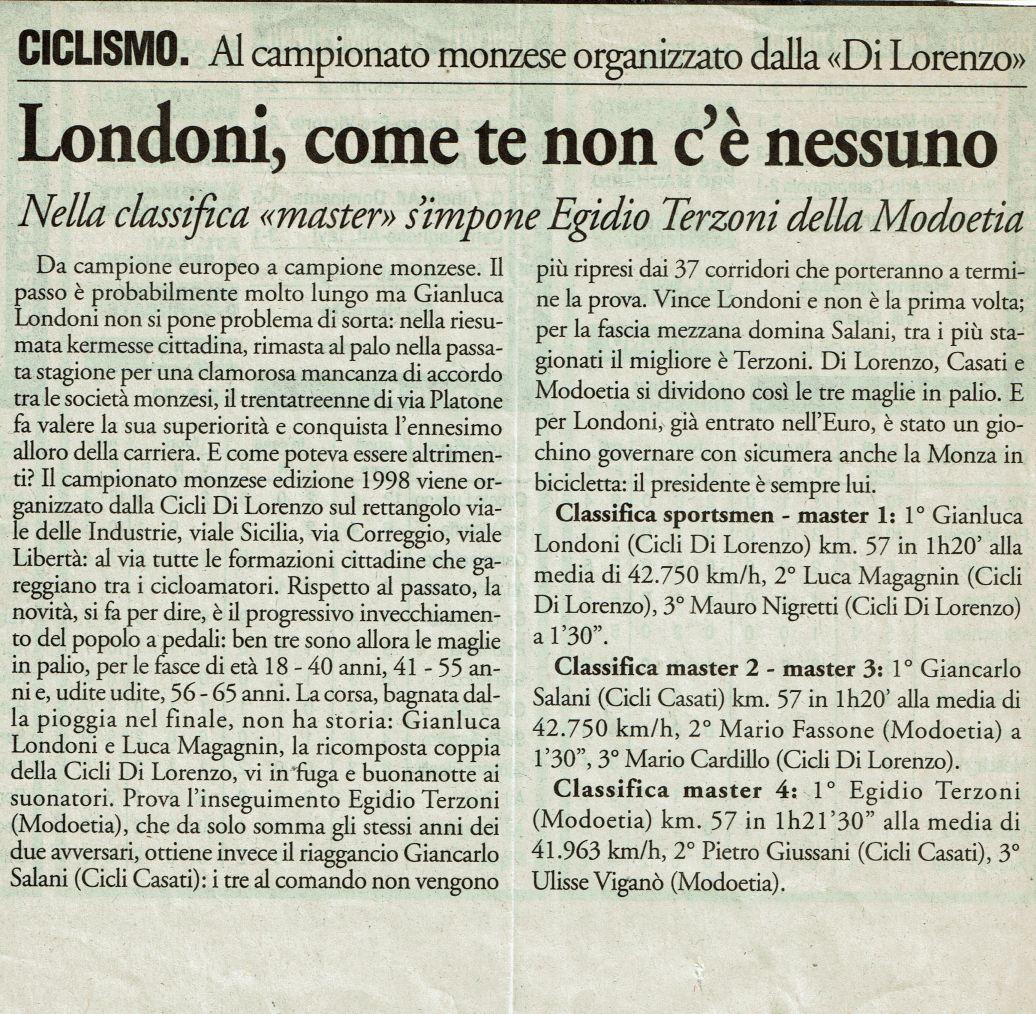 23 31 Ottobre 1998